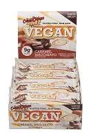 Caramel Macchiato Vegan Bars (12 pack case)
